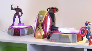 "Complete ""TheAvengers"" Themed Playmation kit"