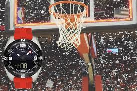 NBA and Tissot partnered for a better gaming experience.