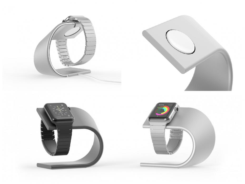 NOMAD STAND FOR APPLE WATCH