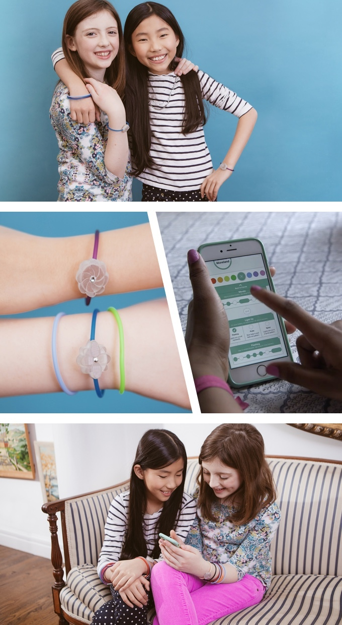 Jewebot is not just a chic friendship bracelet for kids