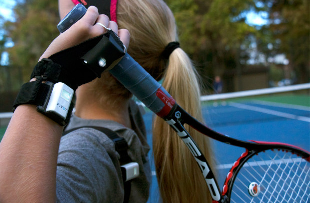 TuringSense and A+Labs geared for tennis wearable, PIVOT
