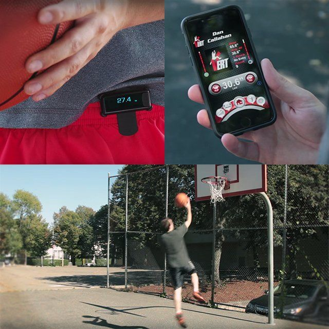 VERT Jump Rate Monitor is the first wearable for jump rate