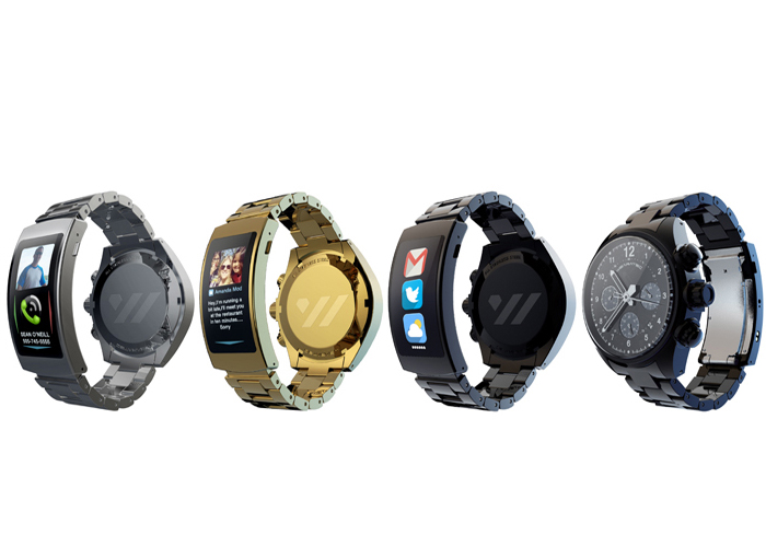 You Don't Need A SmartWatch When You Have World's First Smart Clasp, LINK