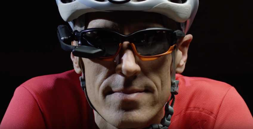 Garmin's new wearable for cyclists ensure safety on roads