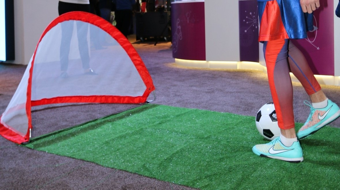 Qualcomm Smart Leggings Will Help In Football, Golf And So On..