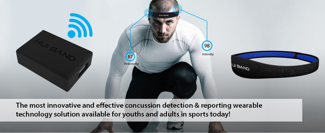 Hiji Band Is A Concussion Detector For All Sports