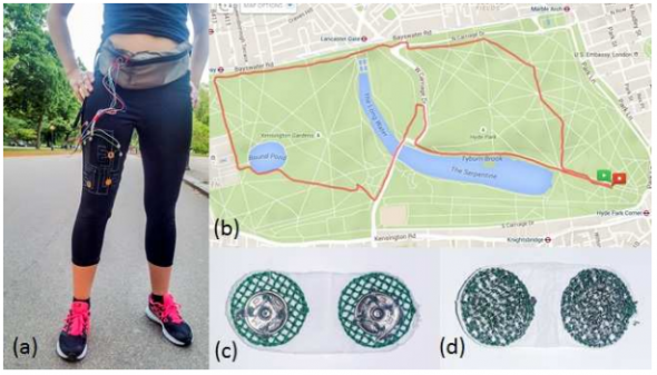Intelligent Leggings For Runners Could Be The Next Big Wearable Tech!