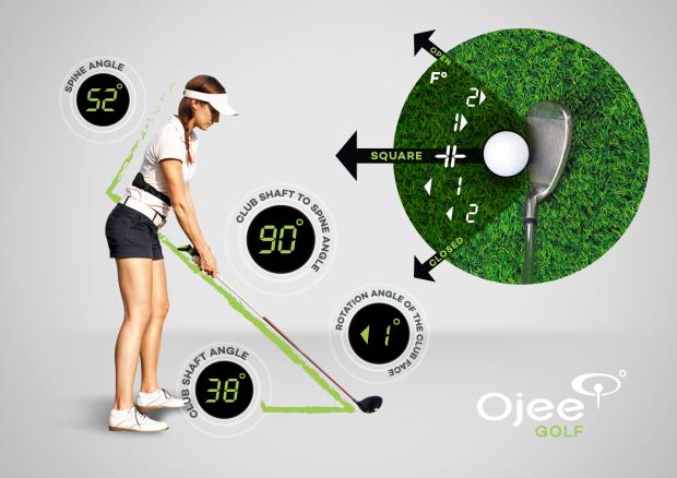 Ojee Golf Talon Is A Revolutionary 'Golf Training Aid'