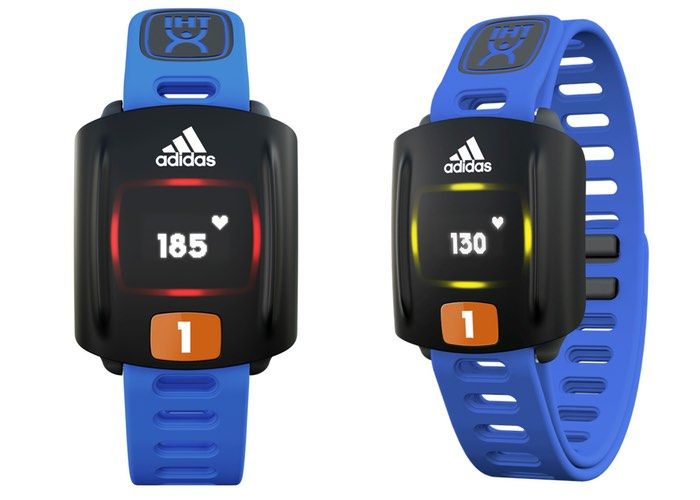 Adidas' ZONE Wearable Is A Fitness Tracker For The Kids