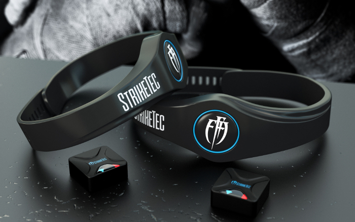 StrikeTec Wearable Sensor Trains Boxers With Ease And Professionalism!