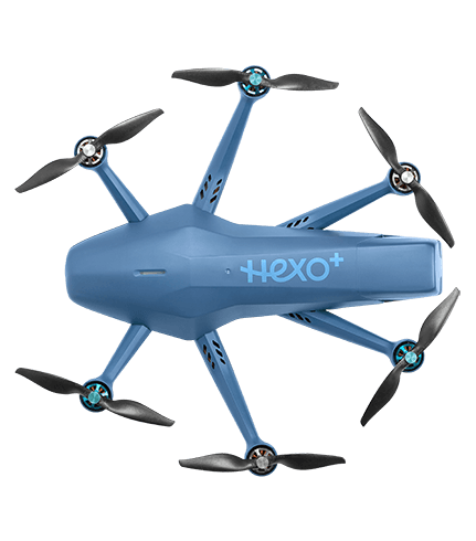 Hexo+ Is A Self-Flying Camera And An Intelligent Drone