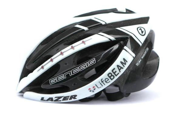 LifeBEAM Smart Helmet Provides Head Protection As Well As Heart Rate Data Of Cyclists