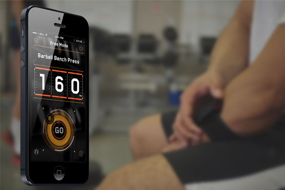 PUSH Band: The Fitness Tracking Wearable For Athletes That Measures Strength
