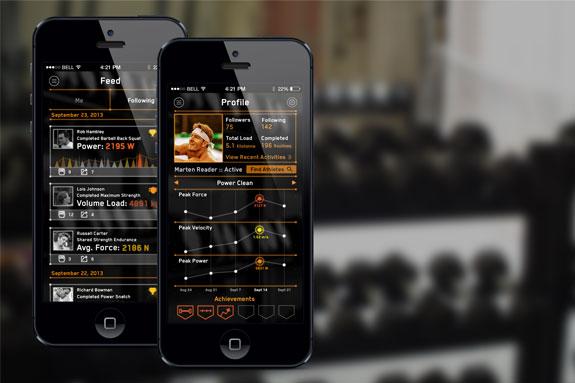 profit fitness tracker