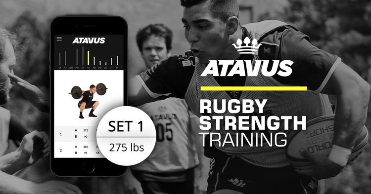 ATAVUS and Volt Athletics Launches Rugby-Specific Mobile Training Platform