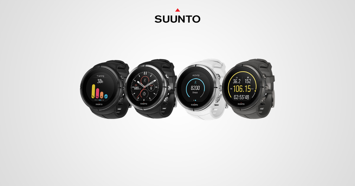 Suunto Introduces Next-generation GPS Sports Watches and Renewed Movescount.com
