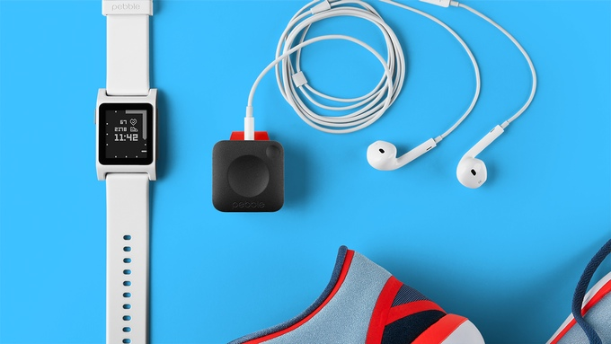 Pebble' s Sports Wearable Pebble Core Taps Into Your Fitness Along With Running