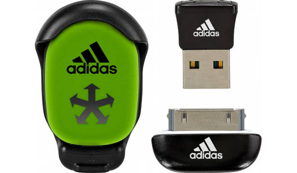 Adidas miCoach Speed Cell Tracks Sports Through Your Feet