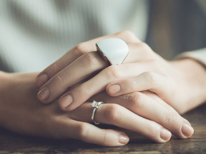 Nimb: A Smart Ring that Keeps You Safe and Sound