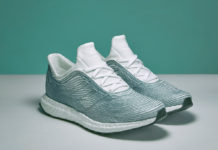 Adidas And Parley Sports Sneakers Are Made From Recycled Ocean Plastics