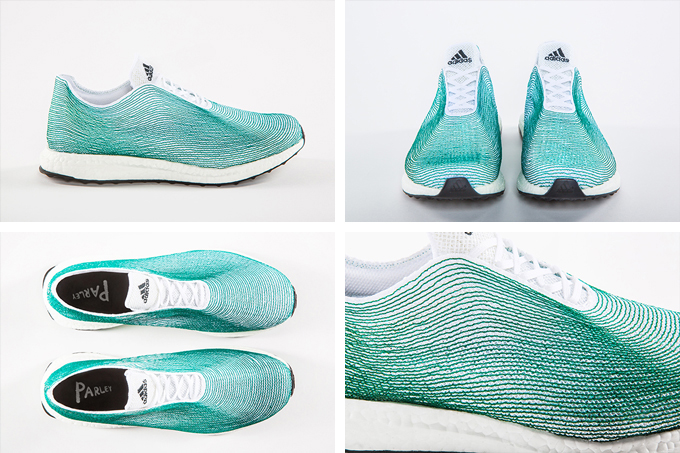Adidas Shoes Made Of Plastic