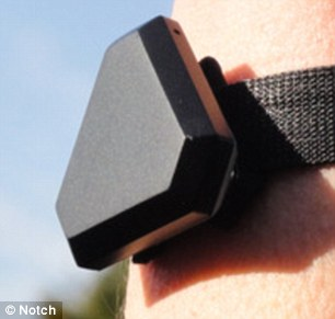 Notch Sensors Tracks Your Movements In 3D