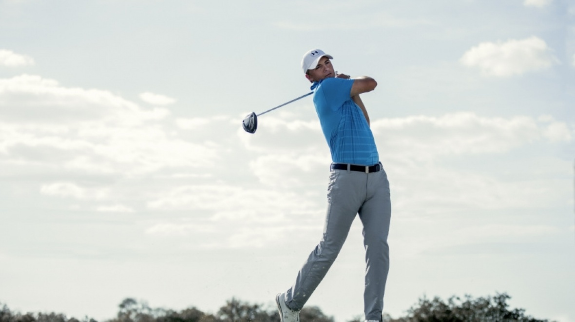 Under Armour Smart Golf sShoe Tested By Jordan Spieth