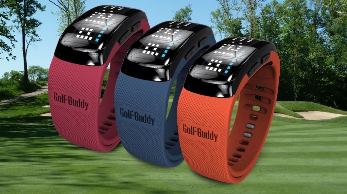 GolfBuddy BB5 Is A Companion For All Golfers
