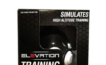 Elevation Training Mask Helps Endurance Athletes