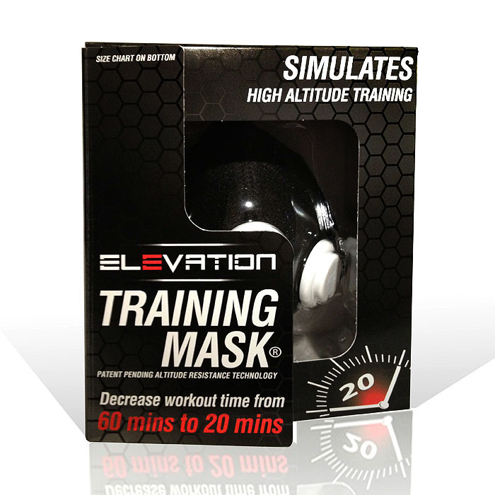 Elevation Training Mask Helps Endurance Athletes