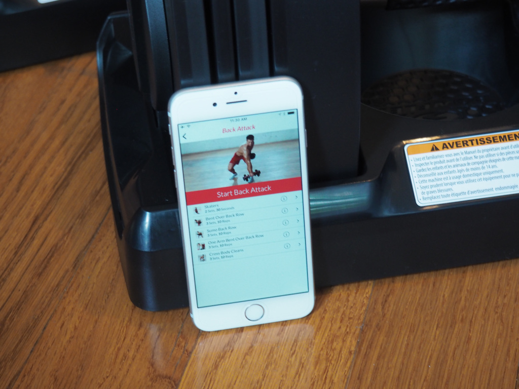 BowFlex Smart Dumbbells Want To Help You In Weightlifting