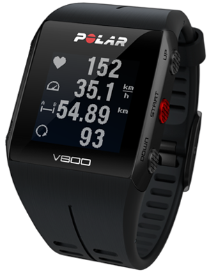 Polar V800 Sports watch - A Wearable For Champions!