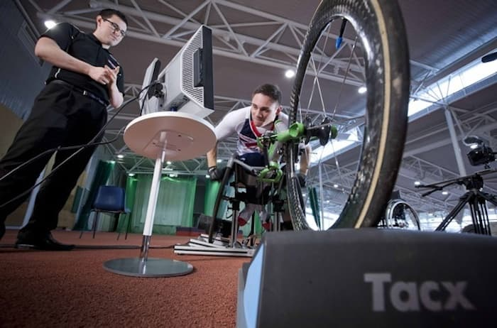 This Sports Technology Will Help Paralympic Athletes Train For The Big Event