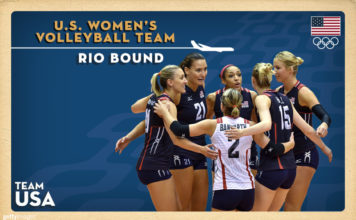 VERT Is The USA Volleyball Team's Official Sports Wearable For Rio Olympics 2016