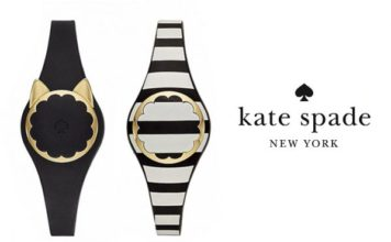 Make Your Personal Fashion Statement With Kate Spade's Activity Tracker- Scallop