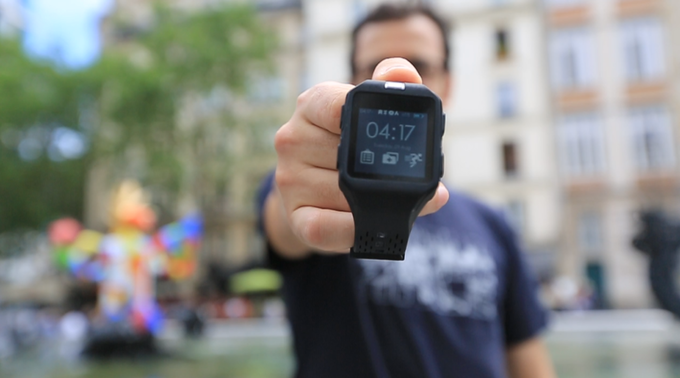 SOWATCH- The World's First Self-Sufficient Smartwatch for Health And Sports