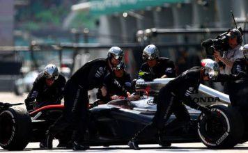 McLaren Honda crew soon to use 'hitoe' wearable sensor clothing in Formula One Racing