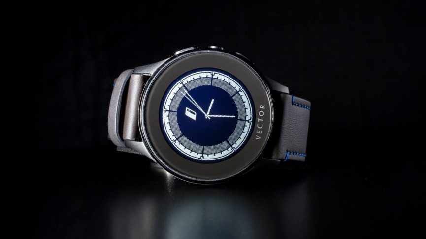 BMW And Vector Gear Up For A Special Edition Smartwatch