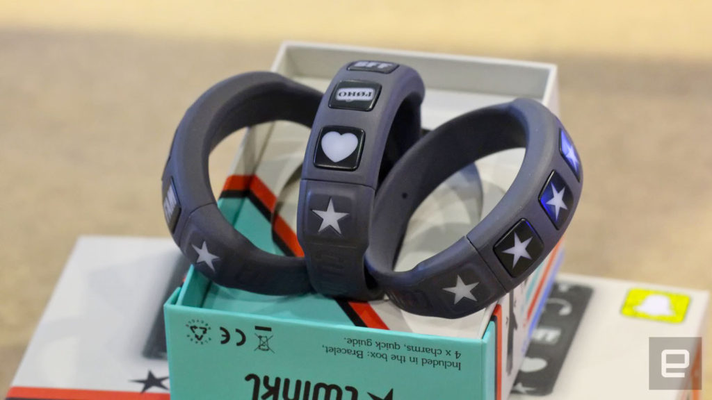 Twinkl Is The High-end Wearable For The Modern Teens