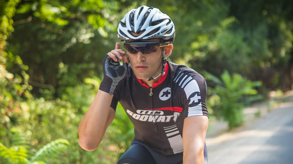 Raptor AR Smartglasses - The Instant Data Provider Sports Wearable For Cyclists