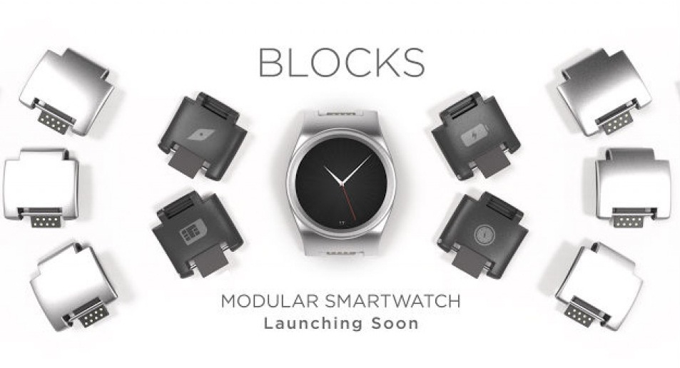 The World's First Modular Smartwatch, BLOCKS Is Here ...