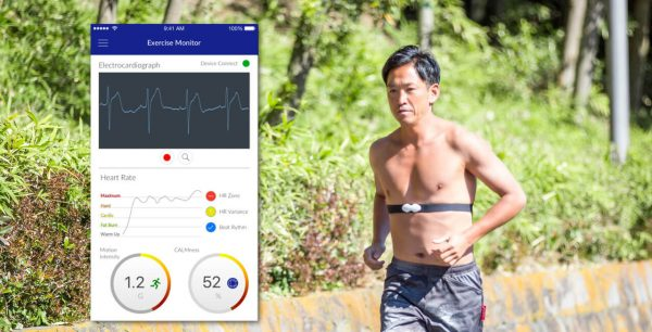 CALM , The ECG Monitor With Notable Innovations - Sports