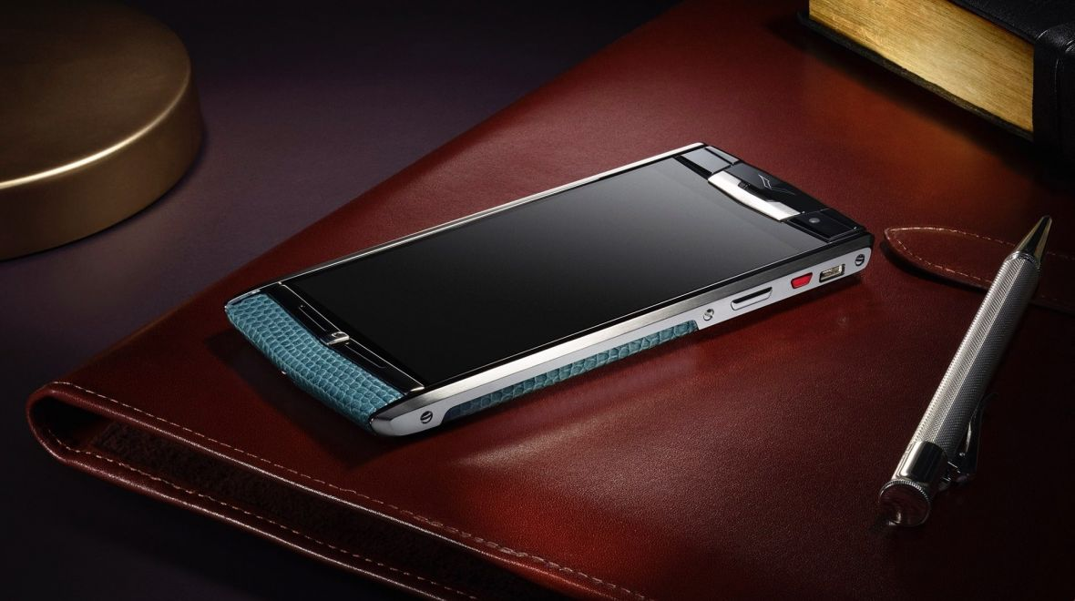Vertu-the leader in smartphones is now entering wearable market