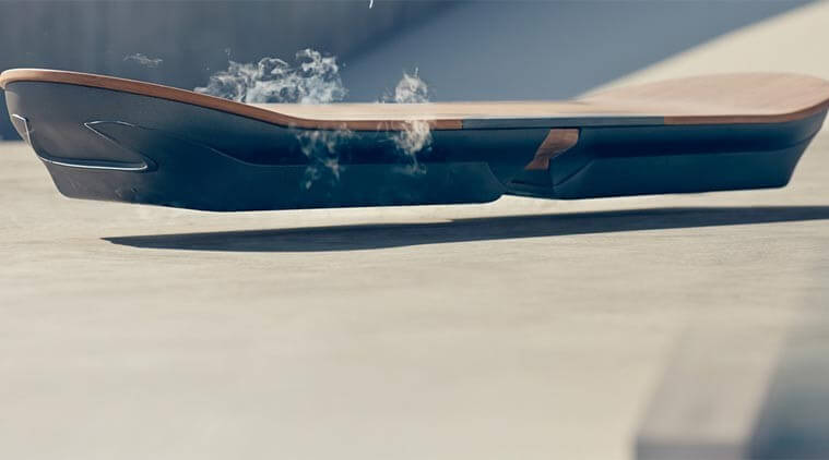 Hoover board by Lexus