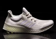 Adidas' new ocean waste recycled, 3D-printed shoes for athletes