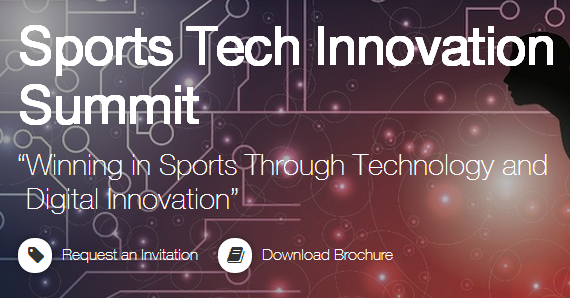 """Sports Summit is the event for """"Digital Innovation for a Wearable Future"""""""