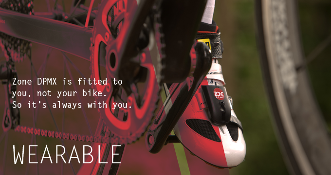 The World's First Wearable Power Meter for Cyclists!