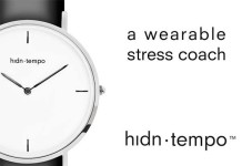 hidn tempo: Get Your Personal Wearable Stress Coach