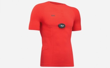 MyZone Sports Shirt Is The Next-Gen Heart Rate Monitor