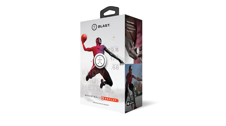 Blast Motion Is A Sports Wearable Sensor With Precision